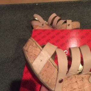 Guess Shoes - GUESS wedges!